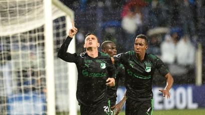 Copa Sudamericana: Deportivo Cali eliminó a Danubio