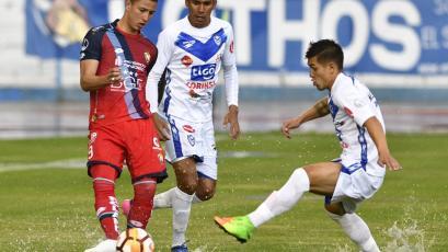 Copa Sudamericana: El Nacional despacha a San José de Oruro