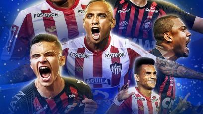 Copa Sudamericana: Atlético Paranaense y Junior definen al campeón
