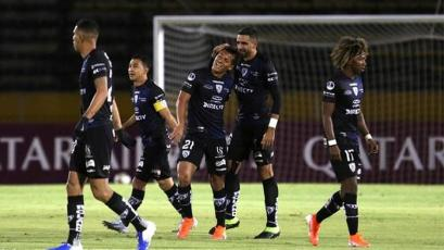 Copa Sudamericana: Independiente del Valle eliminó a Corinthians y está en la final (VIDEO)