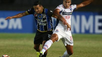 Copa Sudamericana: Nacional de Paraguay eliminó a Mineros por penales