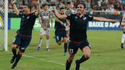 Copa Sudamericana: Nacional saca un empate en Río de Janeiro
