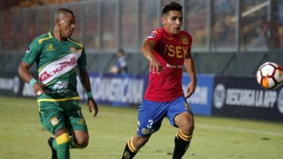 Copa Sudamericana: Sport Huancayo eliminó a Unión Española