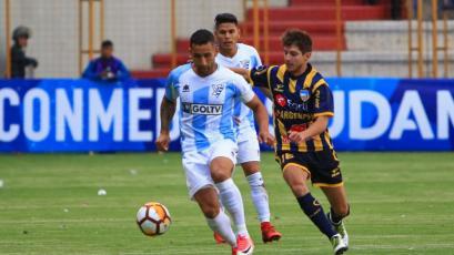 Copa Sudamericana: Sport Rosario busca la hazaña en Uruguay