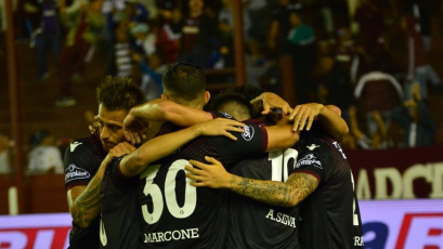 Copa Sudamericana: Sporting Cristal cayó en Argentina frente a Lanús