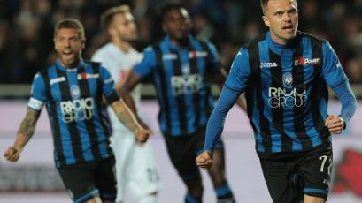 Coppa Italia: Atalanta clasificó a la final tras vencer a la Fiorentina (2-1)
