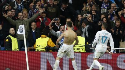 Real Madrid se metió en semifinales con polémico arbitraje
