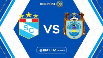 Sporting Cristal y Deportivo Binacional se enfrentan en el estadio Alberto Gallardo