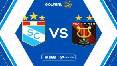 Sporting Cristal recibe a Melgar por la fecha 15 de la Liga1 Movistar