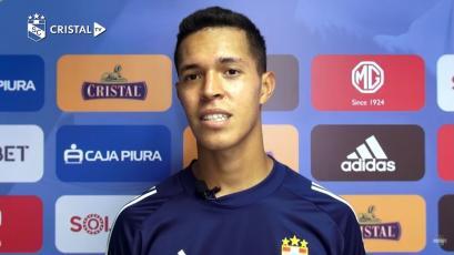 Renato Solís y el momento de Sporting Cristal: