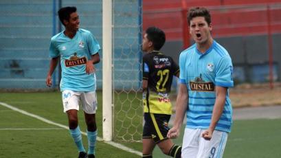 Sporting Cristal presta a Brandon Palacios y Santiago Rebagliati