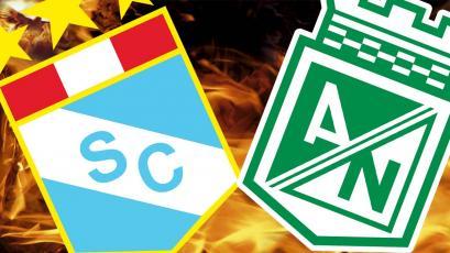 Sporting Cristal recibe a Atlético Nacional en amistoso internacional