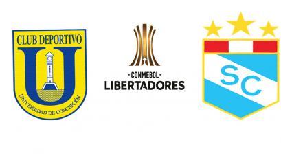 Sporting Cristal vs. U de Concepción: partido por la fase de grupos de la Copa Libertadores