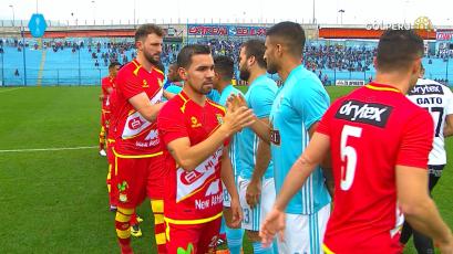 EN VIVO por GOLPERU: Sporting Cristal 0-0 Sport Huancayo