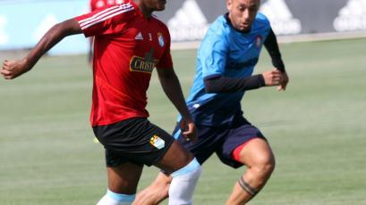 Sporting Cristal empató con Unión Huaral en amistoso