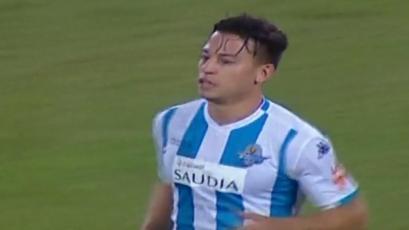 Cristian Benavente destaca en victoria del Pyramids FC