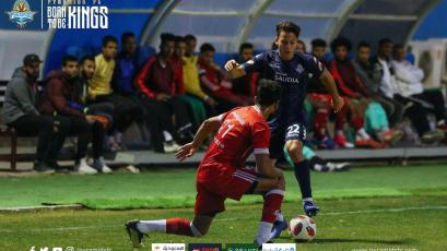 Egipto:  Cristian Benavente dio gran asistencia en el 4-0 de Pyramids (VIDEO)
