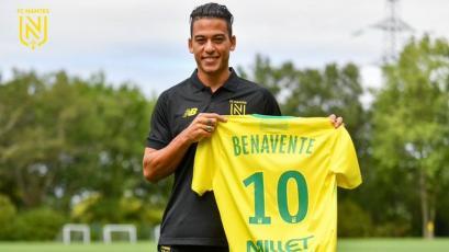 Nantes oficializó el fichaje de Cristian Benavente y confirmó que utilizará la 10 (VIDEO)