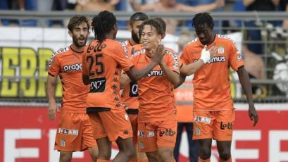 Cristian Benavente vuelve al gol en triunfo del Charleroi