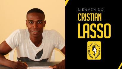 Academia Cantolao fichó al delantero colombiano Cristian Lasso