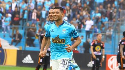 Sporting Cristal venció 1-0 a Ayacucho FC y no pierde de vista a Universitario de Deportes (VIDEO)