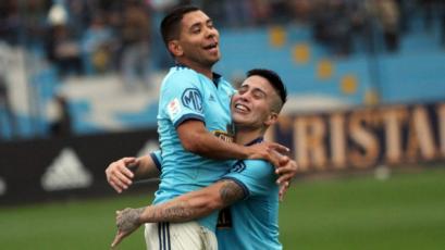 Sporting Cristal: Cristian Palacios, el mejor delantero del inicio del Clausura, reta a U. Comercio