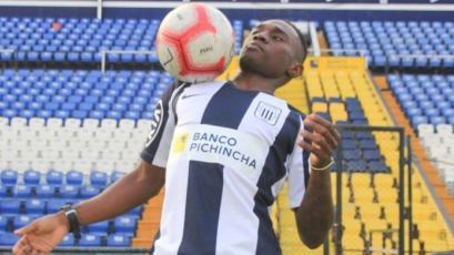 Alianza Lima: así son los entrenamientos que realiza Cristian Zuñiga en casa (VIDEO)