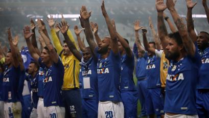 Cruzeiro campeón de la Copa de Brasil