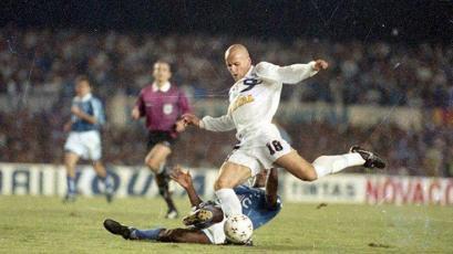 Copa Libertadores: 23 años de la final que Sporting Cristal perdió 1-0 con Cruzeiro (VIDEO)