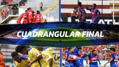 Cuadrangular Final: Conoce la programación oficial