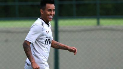 Copa Brasil: Christian Cueva y Sao Paulo pelean un cupo a los octavos de final