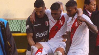 Paolo Hurtado sería baja para la Copa América