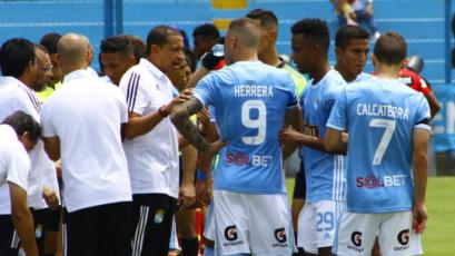 Jorge Soto sobre el Sporting Cristal 0-0 Sport Huancayo: