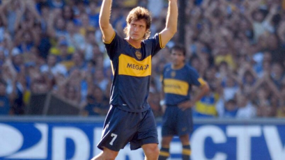 Boca Juniors: se cumplen 13 años del adiós de Guillermo Barros Schelotto como jugador