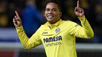 Carlos Bacca es nuevo jugador del Villareal