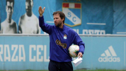 """Manuel Barreto: """"Lo más importante para nosotros ahora es Real Garcilaso, no la 'U'"""""""