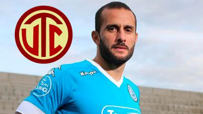 Mauro Guevgeozián es nuevo jugador de UTC