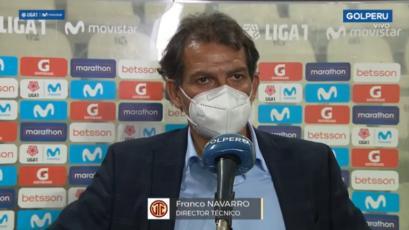 Franco Navarro: