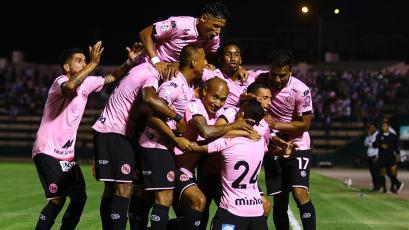 Sport Boys se impuso ante Sport Huancayo y se mantendrá en la Liga1 Movistar