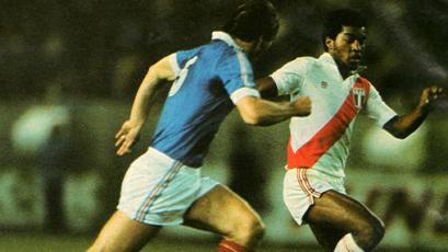 Julio César Uribe está de cumpleaños: elegancia y picardía para jugar al fútbol (VIDEO)