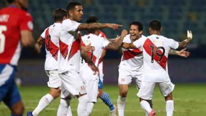 Copa América: Perú superó 4-3 a Paraguay en los penales y clasificó a las semifinales (VIDEO)