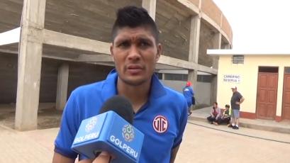 """Luis Cardoza: """"Tenemos la ventaja, pero sabemos que la llave está abierta"""""""