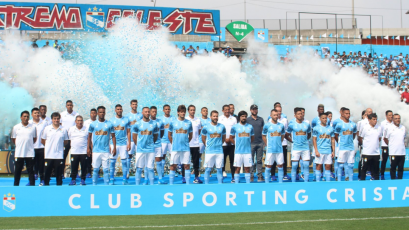 Sporting Cristal presentó a su plantel 2020 de cara a la Liga1 Movistar y la Copa Libertadores
