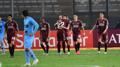 Copa Libertadores: Deportivo Binacional cayó goleado por 6-0 ante River Plate en el estadio Nacional