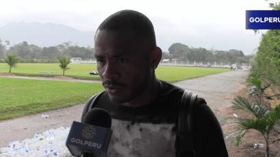 """Wilmer Aguirre: """"Comerciantes Unidos es un rival directo"""""""