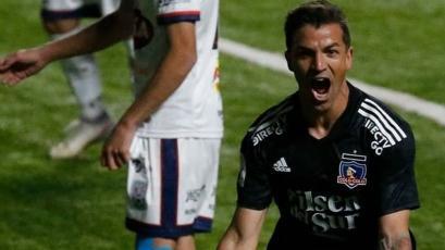 Gabriel Costa marcó golazo desde fuera del área en triunfo de Colo Colo (VIDEO)