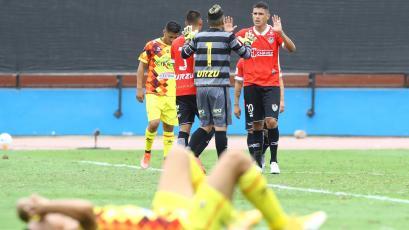 Copa Bicentenario: Unión Comercio triunfó 1-0 ante Cultural Santa Rosa y clasificó a cuartos de final (VIDEO)