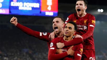 Liverpool extiende aún más su ventaja en la Premier League y ya sueña con el título