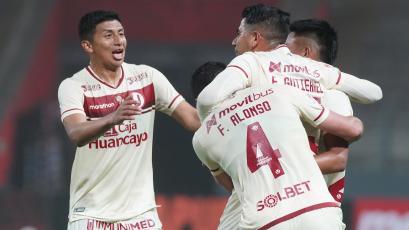 Liga1 Betsson: Nelson Cabanillas marcó espectacular golazo para el 1-1 entre Universitario y Alianza Lima (VIDEO)