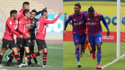 Liga1 Movistar: FBC Melgar y Alianza Universidad cierran la fecha 14 de la Fase 1